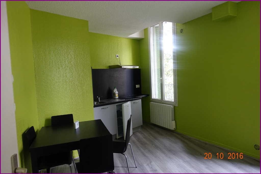 Location appartement meublé Vichy F1 22 m2 (lot4)