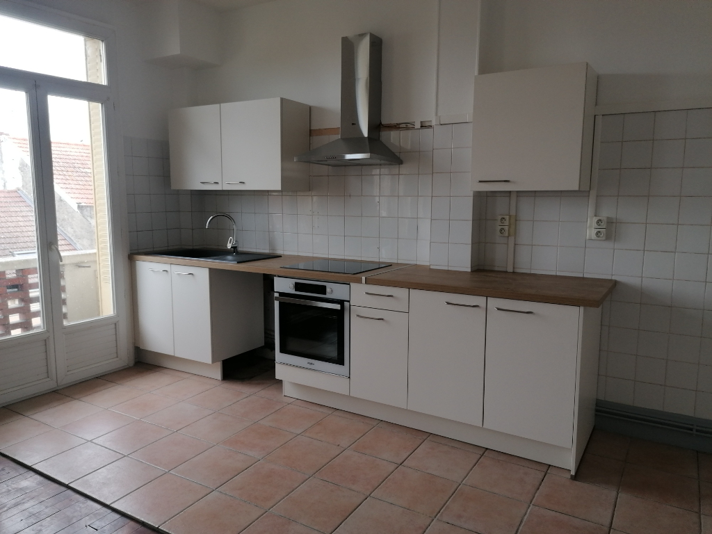 A louer appartement Vichy F2 45 m2