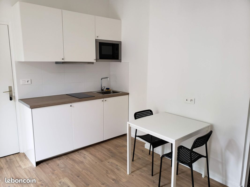 A louer appartement F2 32 m²